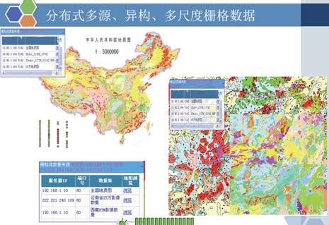 中国地质调查信息网格平台建设